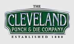 the cleveland punch and die company logo